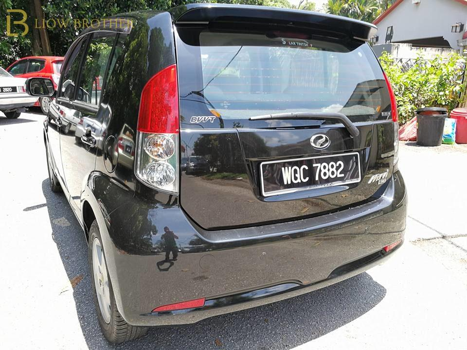 Liow Brother » Perodua Myvi '2007